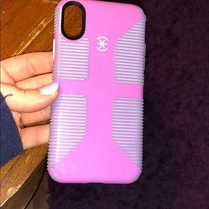 Speck Grip IPhone X Case